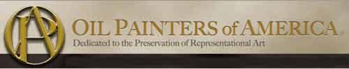 National Oil & Acrylic Painters' Society logo